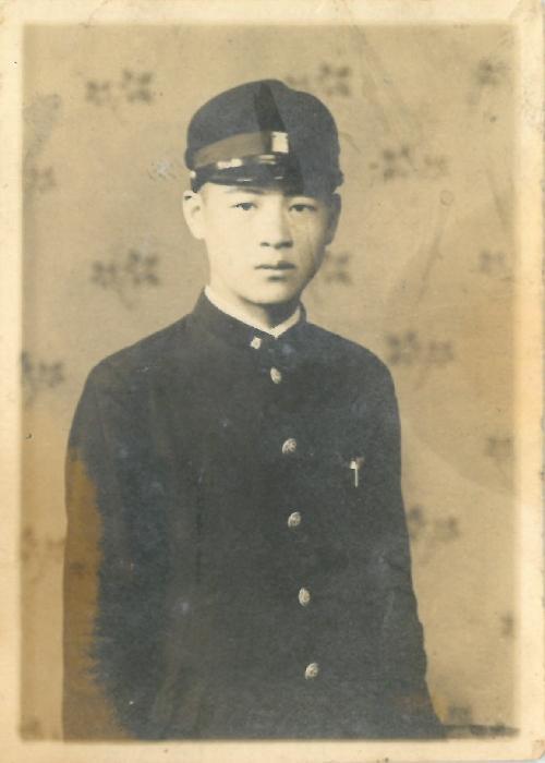 피해자 김지운 기증 사진
