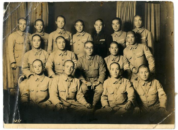 피해자 김기주 기증 사진