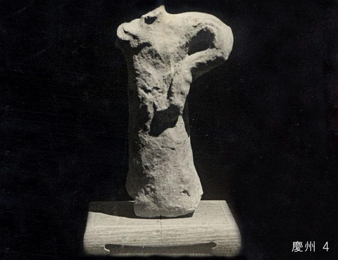 토제인형-인물입상